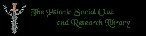 Psionic Social Club